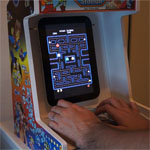 Selbstgebaute Android Arcade-Maschine