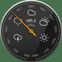 Wissenschaftler setzen bei Gewitterwarnung auf existierende Barometer-Apps