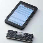 Bluetooth-Keyboard als Telefonhörer