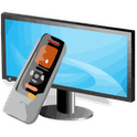 Smartphone als Multimedia-Fernbedienung