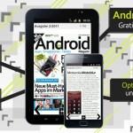 Android Magazin ab sofort als App