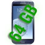 64 GB Galaxy S3 kommt noch dieses Jahr