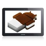 Samsung bringt Android 4.0.4 auf das Galaxy Tab 10.1