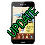 Neues Update für das Samsung Galaxy Note