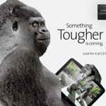 CES 2013: Corning zeigt wie stark das neue Gorilla Glass 3 ist