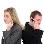 Frauen telefonieren weniger als Männer