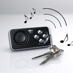 Kickstarter: Schlüsselanhänger als Multimedia-Controller