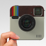 Instagram-Kamera im Real Life