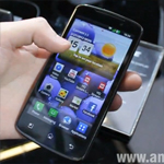 MWC 2012: Hands-On Video mit LG Optimus LTE