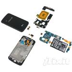 Die Einzelteile der Nexus-Geräte