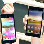 LG stellt das Optimus X4 HD vor