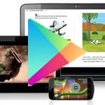 Google Play führt in Bezug auf Downloadzahlen vor Apples App Store