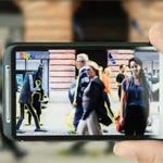 Foto-App entfernt störende Objekte aus einem Foto