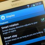 Smart Rotation-Funktion des Note 2 macht das Leben leichter