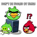 Angry Birds: Space ist in manchen Stores verseucht