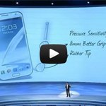 IFA 2012: Video des Samsung Unpacking Events