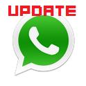 WhatsApp bekommt Update