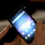 Sony demonstriert One Touch-Mirroring mit Xperia Z