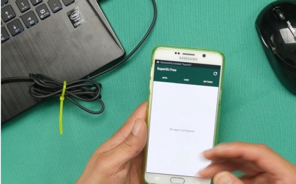 samsung galaxy note 5 supersu instal yükleme root tma android makaleniz