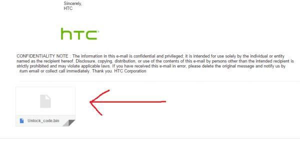 htc bootloader bin file token code android makale
