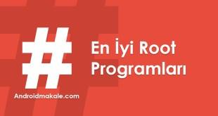 En İyi Root Programları