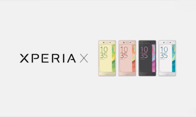 Sony Xperia X receives Android July security patch update
