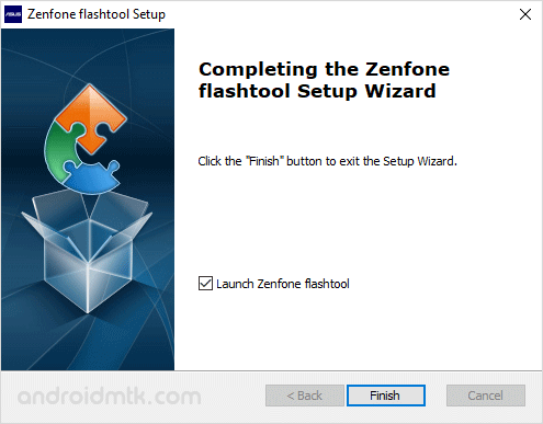 asus zenphone flash tool launch