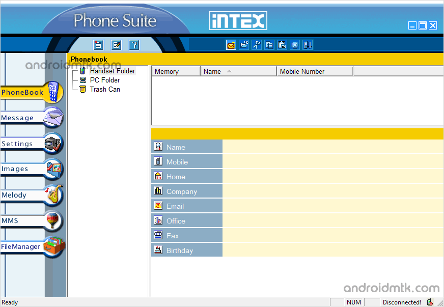 Intex Phone Suite