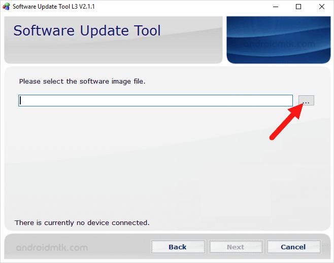 SUT L3 Tool Locate Firmware