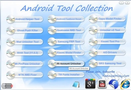 Android Tool Collection Download