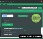 FRP HiJacker Tool 2019 Cracked Version Free Download And Step by Step Tutorial