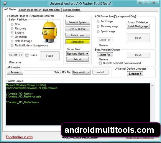 Universal Android aio Tools
