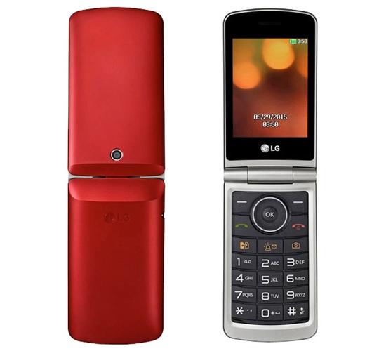 Кнопочные телефоны LG: каталог с фото и ценами