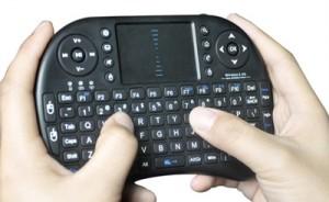 MK802 IV tastiera MINI8