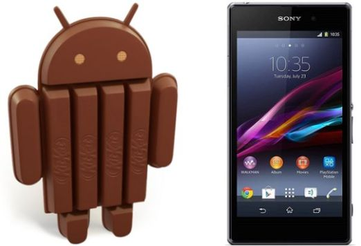 Rolling Out Sony-Xperia-Z1-Android-4.4-KitKat