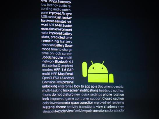 Android L Google IO 2014