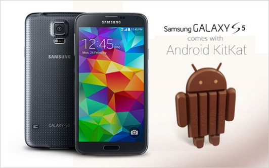Samsung-Galaxy-S5-Android-Kit-kat