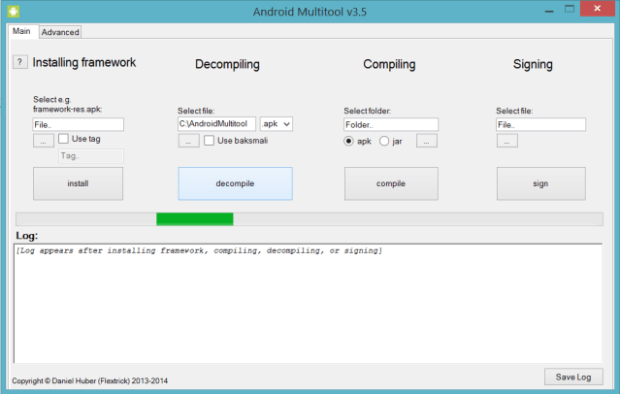 Android APKTool (android multitool)