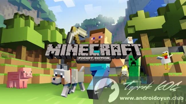 Minecraft Pocket Edition v1.0.0.0 FULL APK