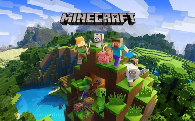 Minecraft Pocket Edition v1.17.0.54 FULL APK (MCPE / Beta)