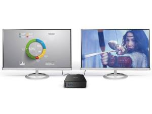 ASUS Chromebox dual monitors
