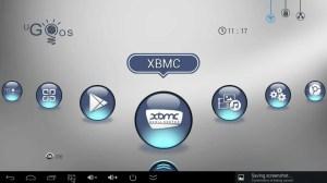 Ugoos Launcher XBMC