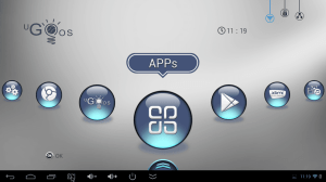 Ugoos Launcher Apps