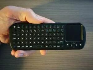 iPazzPort mini keyboard