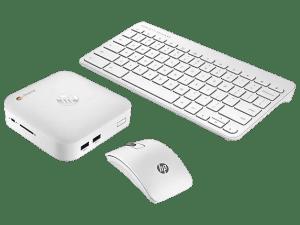 HP Chromebox bundle