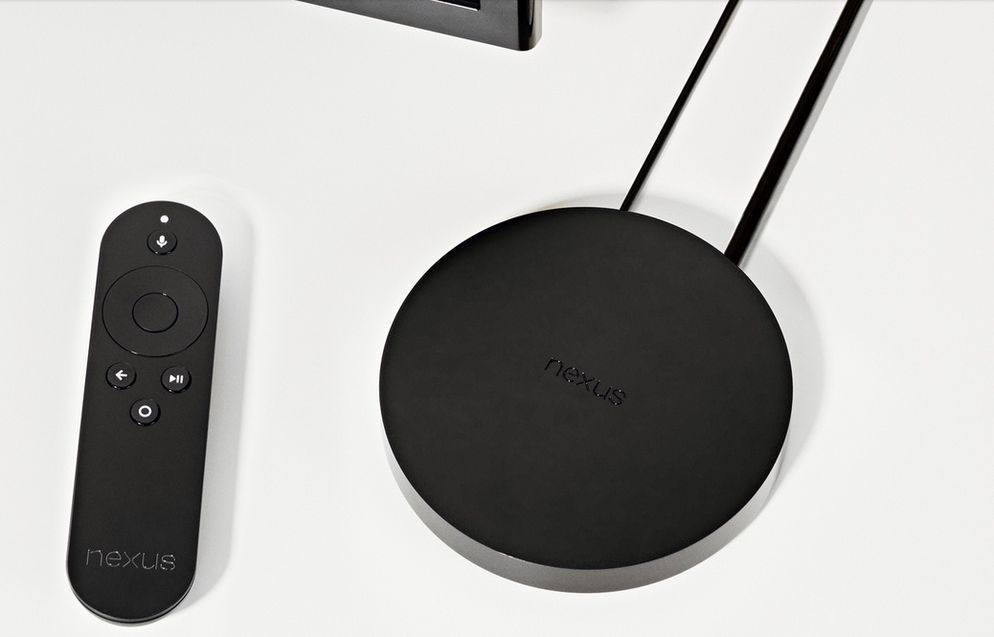 The Google Nexus Player: The First Android TV