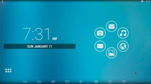 SmartLauncher_Home_Screen