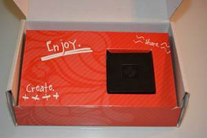 CuBox-i packaging box