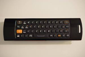 Mele F10 Deluxe keyboard