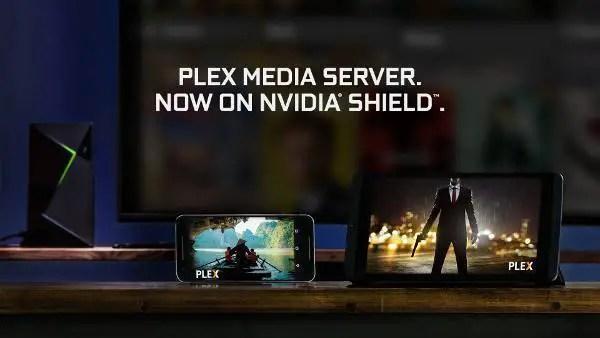 Coming soon: NVIDIA Shield Plex Media Server